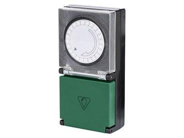 POWERFIX® Mechanické spínací hodiny