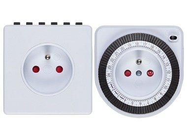 SILVERCREST® Digitální / mechanické spínací hodiny