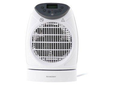 SILVERCREST® Ventilátor s dálkovým ovládáním SHLF 2000 D1