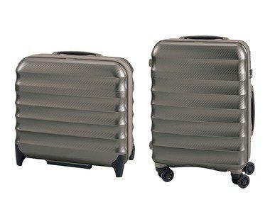 TOPMOVE® Příruční skořepinový kufr