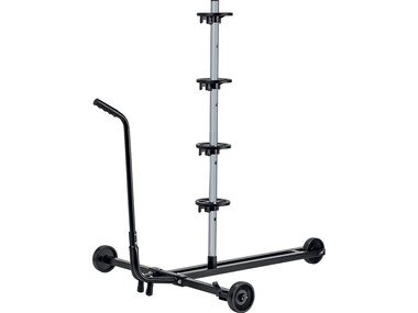 ULTIMATESPEED® Pojízdný stojan na pneumatiky
