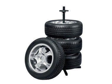 ULTIMATESPEED® Stojan na pneumatiky