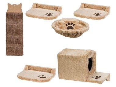 ZOOFARI® Lezecká stěna pro kočky