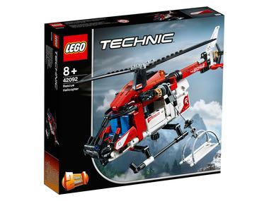 42092 Záchranářský vrtulník