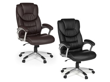 AMSTYLE Kancelářská židle Madrid