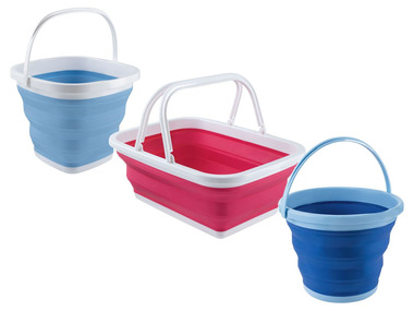 AQUAPUR® Skládací kbelík / koš