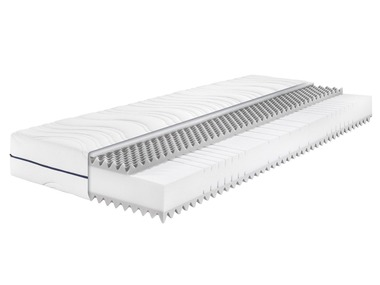 BADENIATRENDLINE 7zónová matrace BT 260 ze studené pěny