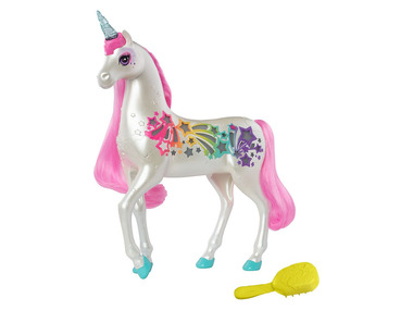 Barbie Jednorožec Dreamtopie s magickou hřívou