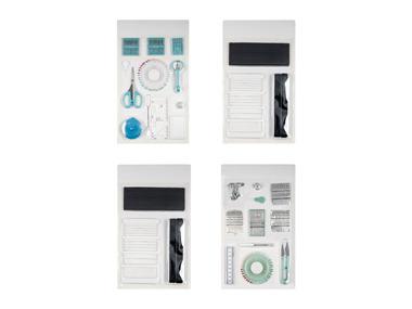 CRELANDO® Příslušenství pro šicí stroje / Sortiment pásek