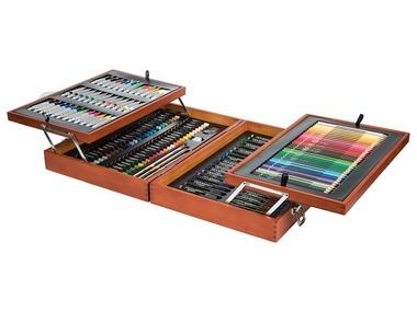 CRELANDO® Umělecký kufřík