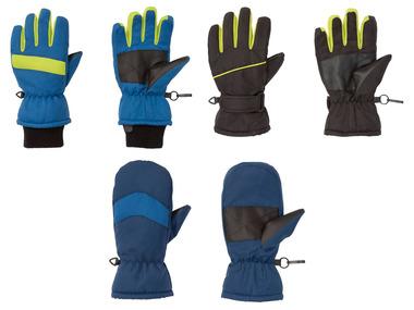 CRIVIT® Chlapecké lyžařské rukavice