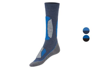 CRIVIT® Chlapecké sportovní termo ponožky