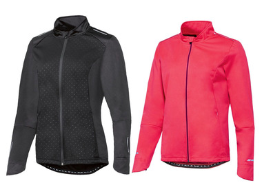 CRIVIT® Dámská cyklistická softshellová bunda