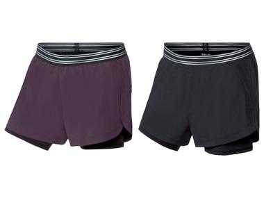 CRIVIT® Dámské funkční šortky