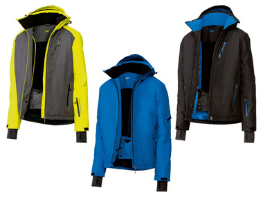 CRIVIT® Pánská lyžařská bunda
