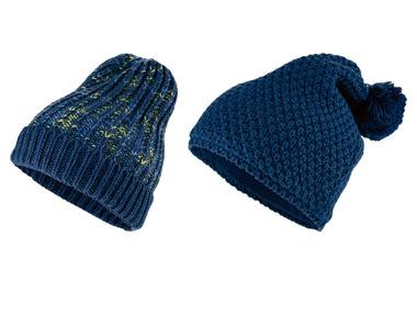 CRIVIT® Pánská pletená čepice