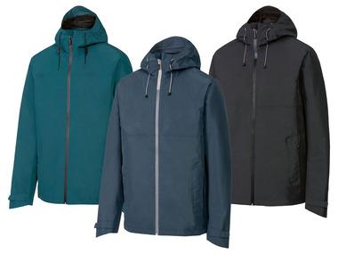 CRIVIT® Pánská trekingová hardshellová bunda