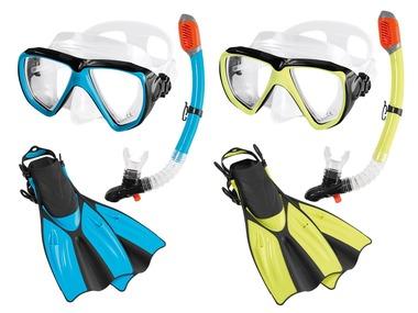 CRIVIT® Sada na potápění a šnorchlování