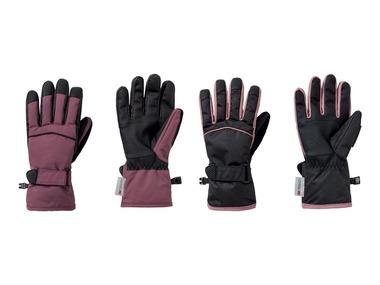 CRIVIT®PRO Dívčí lyžařské rukavice
