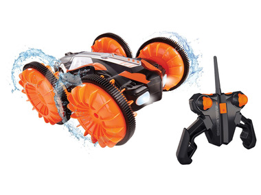 DICKIE RC Land Water Stunt Car