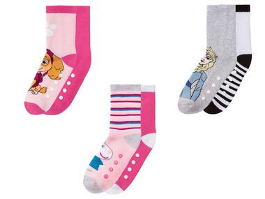 Dívčí neklouzavé ponožky
