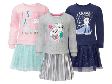Dívčí šaty
