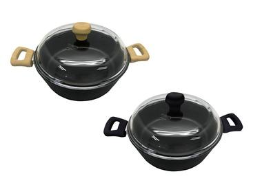 ERNESTO® Servírovací pánev z hliníkové slitiny Ø 28 cm