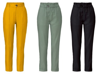 ESMARA® Dámské letní kalhoty