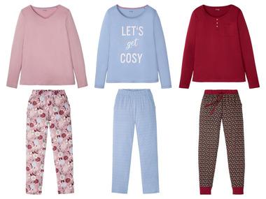 ESMARA® Dámské pyžamo BIO