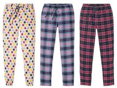 ESMARA® Dámské pyžamové kalhoty