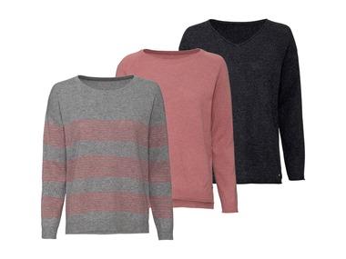 ESMARA® Dámský kašmírový svetr