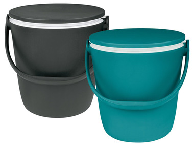 FLORABEST® Přenosný chladicí box se stolečkem
