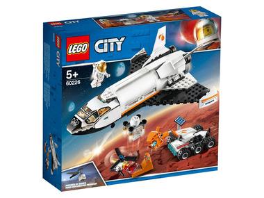 LEGO®City 60226 Raketoplán zkoumající Mars
