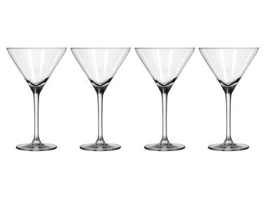 LIBBEY Sada sklenic na koktejl Martini