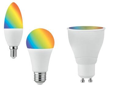 LIVARNOLUX® Zigbee 3.0 Smart Home LED žárovka RGB