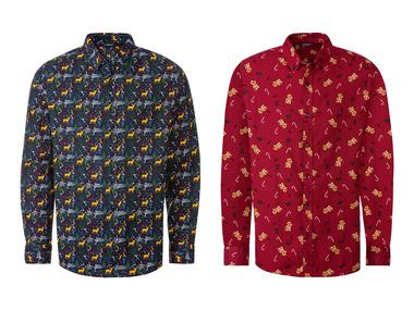 LIVERGY® Pánská flanelová košile