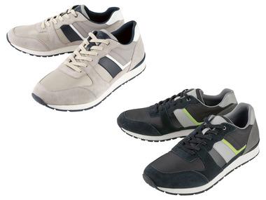 """LIVERGY® Pánská kožená obuv """"Sneaker"""""""