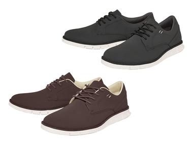 LIVERGY® Pánská kožená obuv