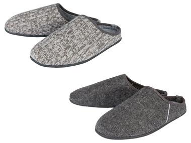 LIVERGY® Pánské domácí pantofle