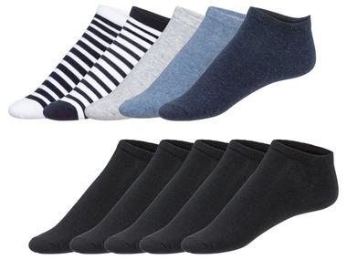LIVERGY® Pánské kotníkové ponožky