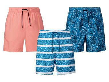 LIVERGY® Pánské koupací šortky