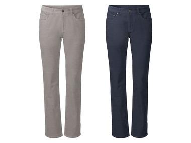 LIVERGY® Pánské manšestrové kalhoty