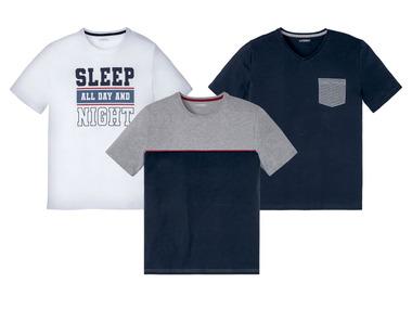 LIVERGY® Pánské pyžamové triko
