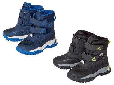 LUPILU® Chlapecká zimní obuv