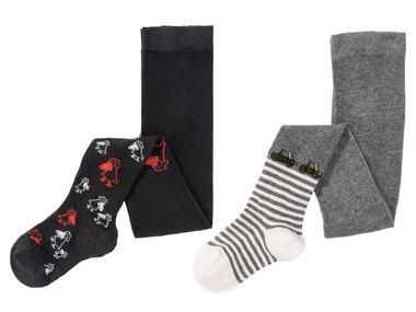 LUPILU® Chlapecké punčochové kalhoty, 2 kusy