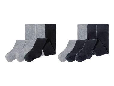 LUPILU® Chlapecké punčochové kalhoty BIO