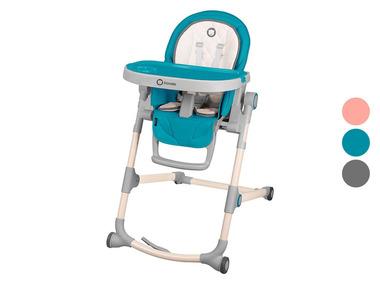 Lionelo Dětská jídelní židlička Cora