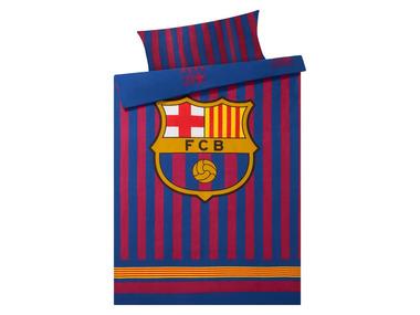 Ložní povlečení FC Barcelona Renforcé