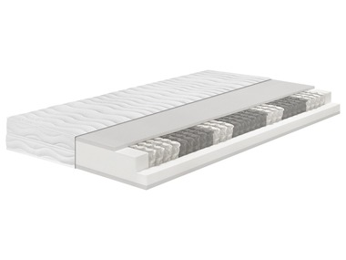 MERADISO® 7zónová taštičková matrace
