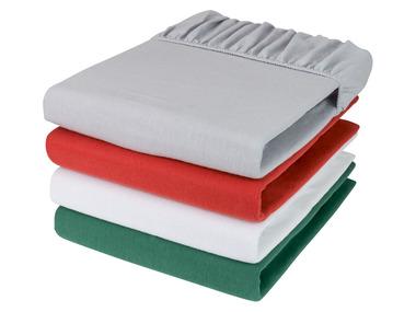 MERADISO® Napínací prostěradlo z jemného flanelu, 90–100 x 200 cmx